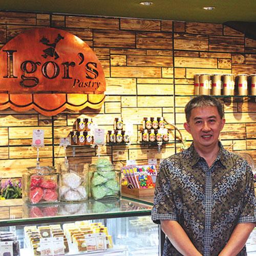 Igor's Pastry : Store Opening in Jakarta