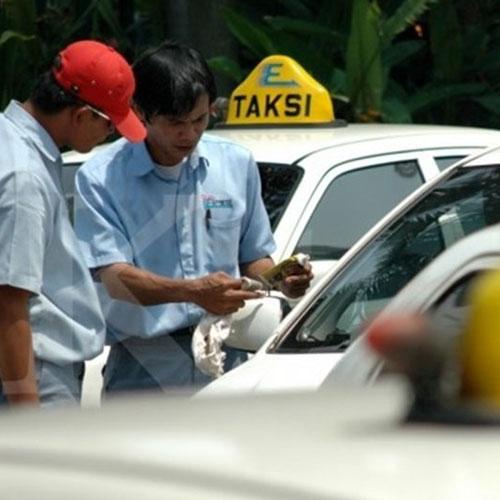 Taksi Express : Crisis Taxi Robbery