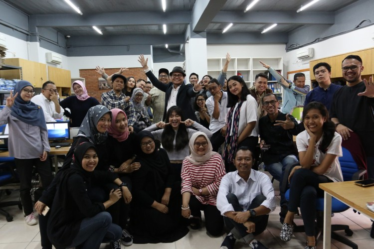 Public Relations Jakarta