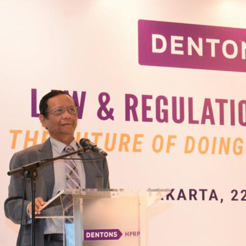 Dentons HPRP : Thought Leadership